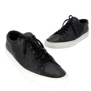Common Projects Achilles Leather-trimmed Sneakers